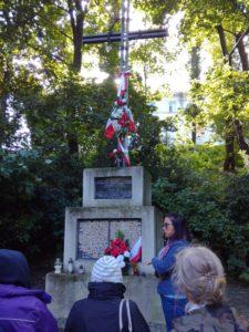 Lwów, miejsce gdzie Niemcy rozstrzelali polskich profesorów