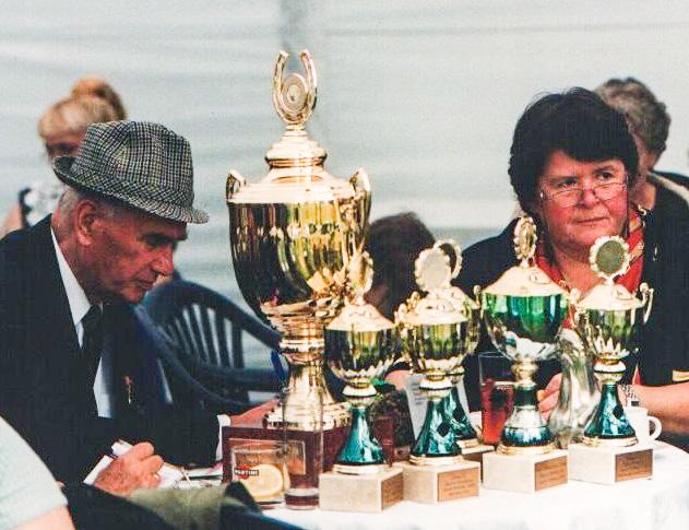 Polish Prestige'96: Ignacy Jaworowski i Urszula Białobok